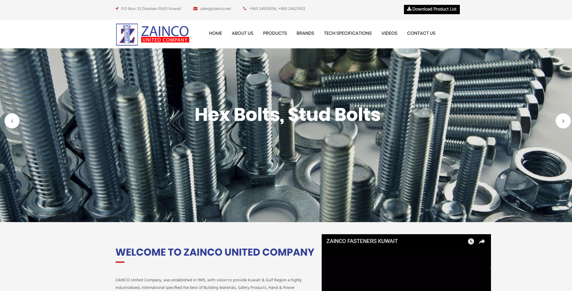 Zainco United Company