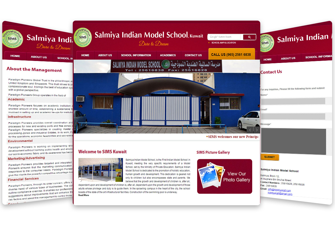 Salmiya Indian Model School, Kuwait